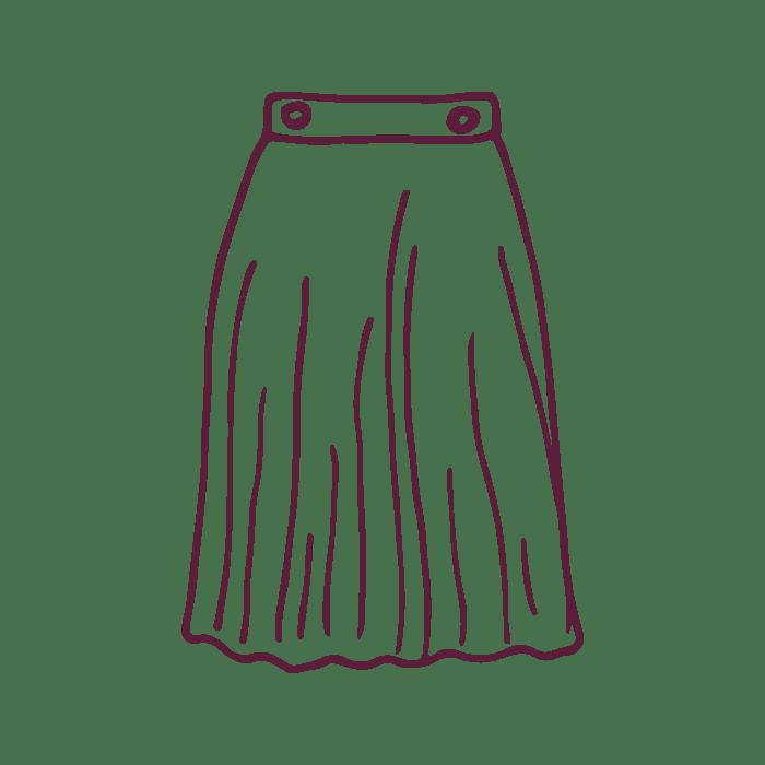Faldas y Short